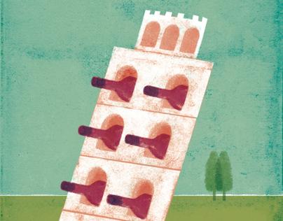 Bloomberg Markets Magazine, Collecting Italian Wine