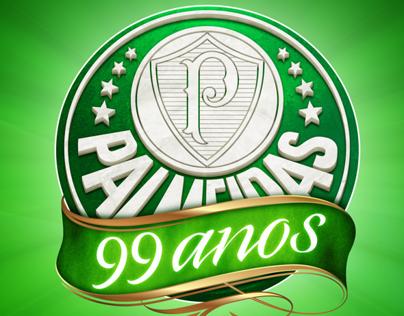S. E. Palmeiras - 99 Anos
