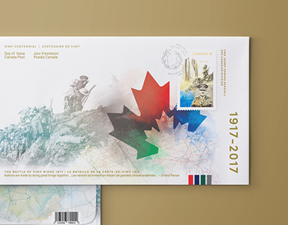 Canada Post: Vimy Centennial