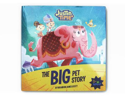 The Big Pet Story