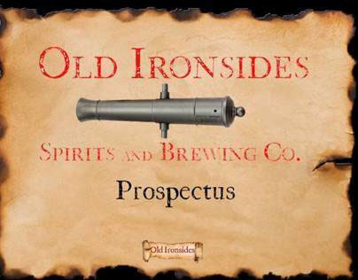 Old Ironsides Spirits and Brewing