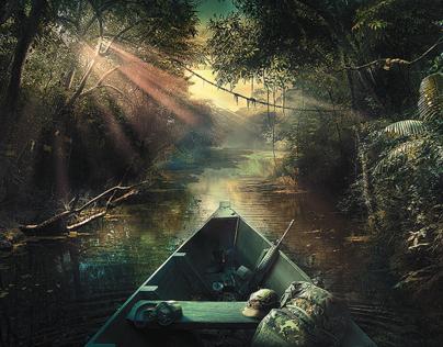 Seldon Water - Dramatic Scenes