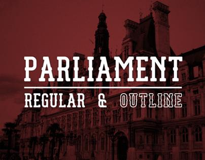 Parliament Font