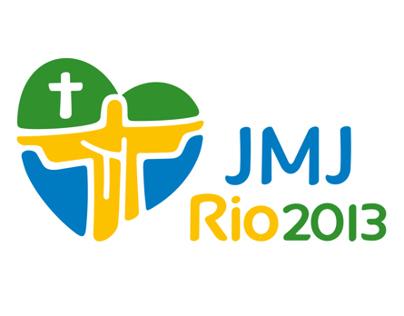 Logo Jornada Mundial da Juventude Rio2013
