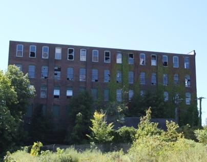 Abandoned Building — Windsor Locks, CT
