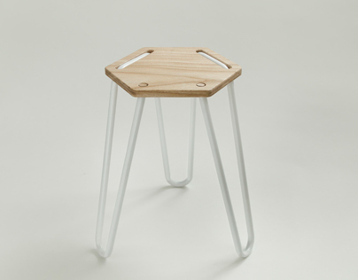 triHEX stool