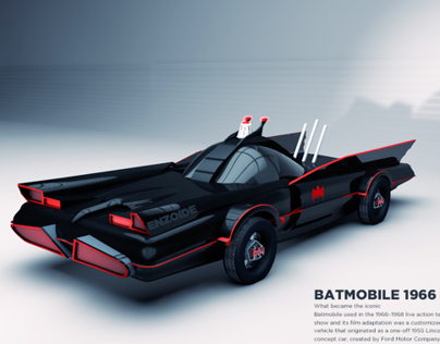 Batmobile [1966]