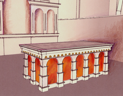 ALTAR DESIGN PROPOSALS