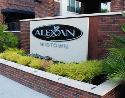 Alexan Midtown Apartments Environmental Design