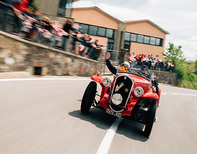 MilleMiglia2019 - For Chopard and Petrolicious