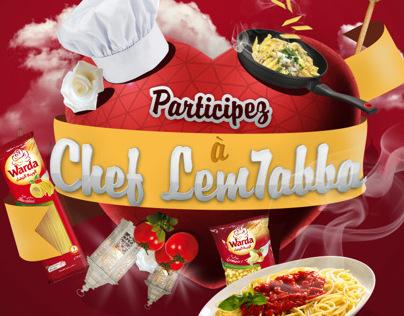Warda Chef lem7abba