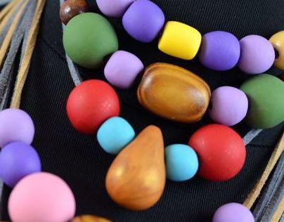 Rainbow Baubles