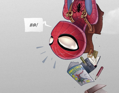 Spiderman, Back to School