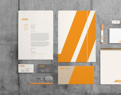 Corporate Branding – Janday Power Tools