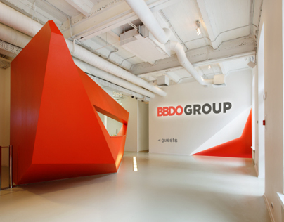 BBDO office in Moscow