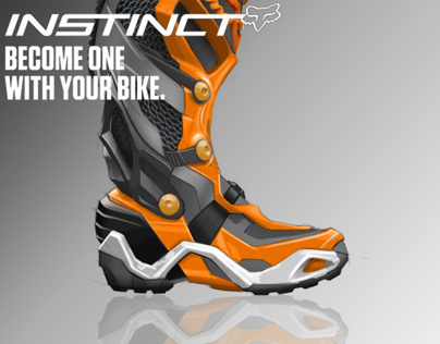 Fox Instinct boot concept