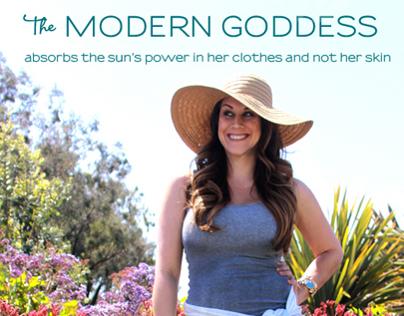 Lady BIM Sun Safe email campaign