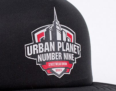 NUMBER NINE x Urban Planet, Summer 2013