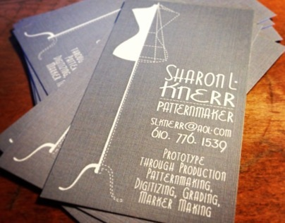 Patternmaker Logo and Business Card