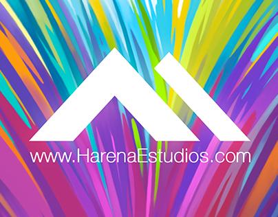 "ANIMATION REEL ""Harena Estudios"""