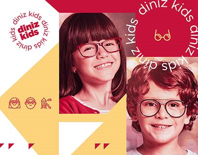 DINIZ KIDS | Visual Identity