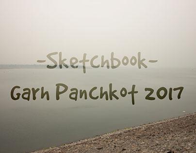 Weekend Trip Sketchbook