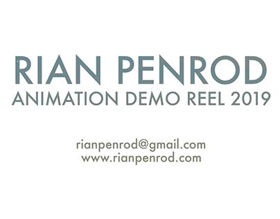 Demo Reel 2019