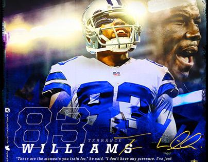 Dallas Cowboys 2015-16 Social Media Graphics