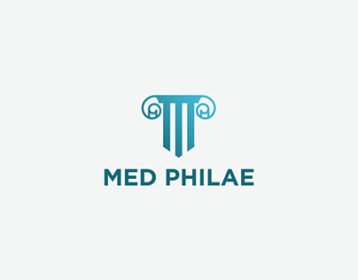 MED Philae | Logo Design