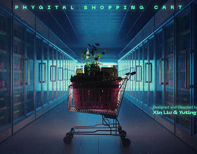 Phygital Shopping Cart