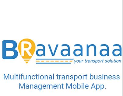Ravaanaa, An OnDemand Truck Reservation App