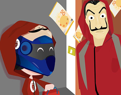 illustrazioni e video tutorial per SocialFood.it