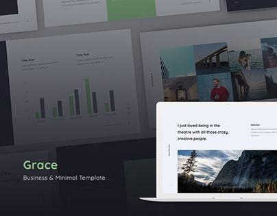 GRACE - Minimal & Creative Presentation