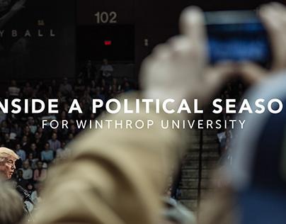 Inside a Political Season
