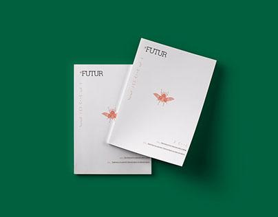 +FUTUR Magazine Editorial Design