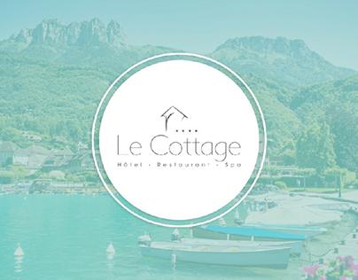 Le Cottage Bise • Hôtel ⭐⭐⭐⭐