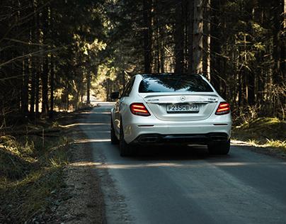 Mercedes-Benz E63s #1