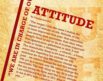 Poster (Attitude)