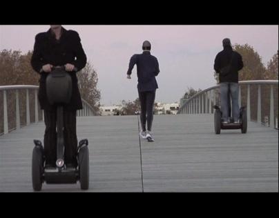 Vidéos promo Segway