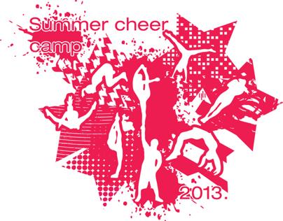 Summer cheer camp 2013.