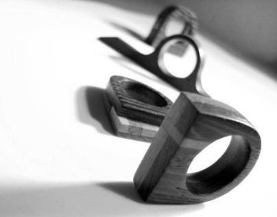 MIST - wooden rings '13.