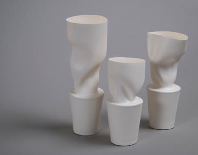 Skin Series Vase