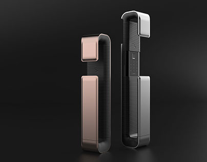 Smart Door Lock Product Design