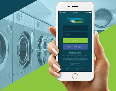 Laundromat Mobile App