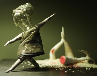 The Octopus's Ballet Dream