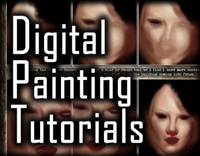 Digital Painting Tutorial: Skin v1