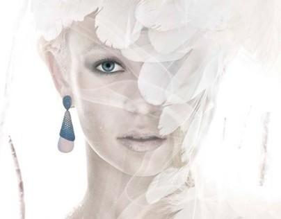 """""""Snow Princess"""" - Timeless Mühlbacher Magazine 2012/02"""