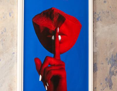 Silkscreen poster edition