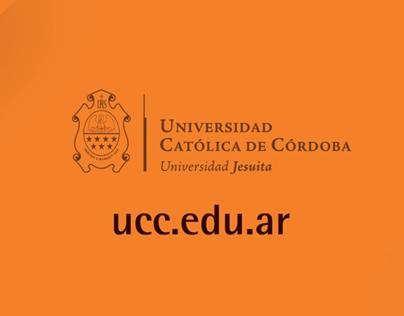 Jornada Puertas Abiertas UCC
