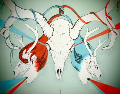 Deer Woman - Beacons Festival 2012